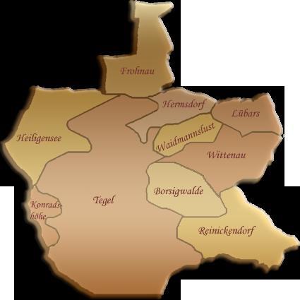 Berlin-Karte